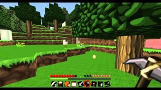 Minecraft-Living With Slender Man & Herobrine. Episode 6