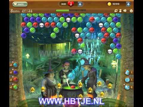 Bubble Witch Saga level 37