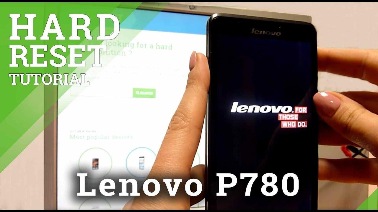 Как сделать хард ресет lenovo a3000