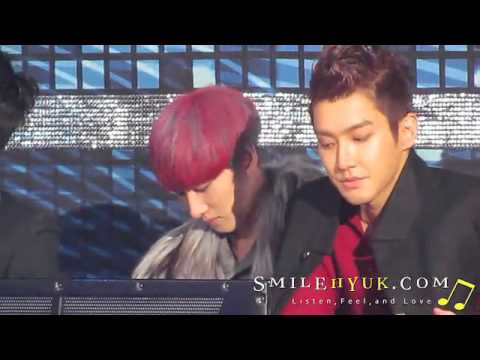 [Fancam] 121229.SBSgayodaejun EunHyuk Focus Part 1