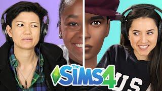 Jen & Chantel Control Freddie's Life In The Sims 4