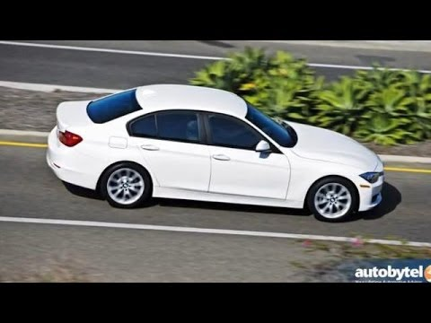 2014 BMW 320i Test Drive & Entry-Level Luxury Car Video Review