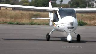 The Cheapest aircraft in the world CTLS- [HD]