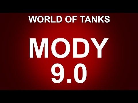 Mody wersja 9 - World of tanks