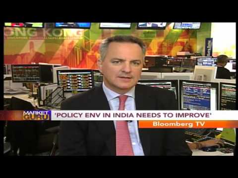 Market Guru - Indian Policy Environment Needs To Improve: Adrian Mowat
