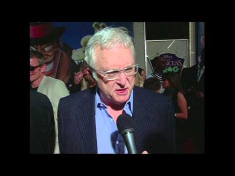 The Princess and the Frog: Randy Newman Premiere Interview