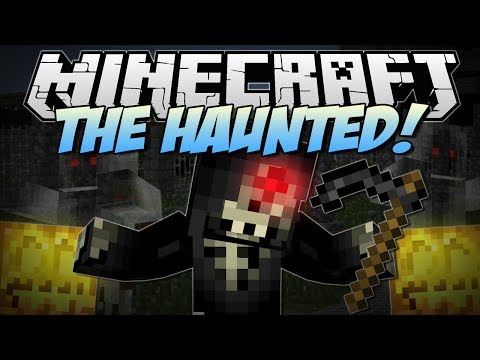 Minecraft | THE HAUNTED! (Happy Halloween!) | Mod Showcase