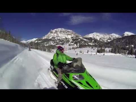 Jackson Hole Snowmobile Adventures