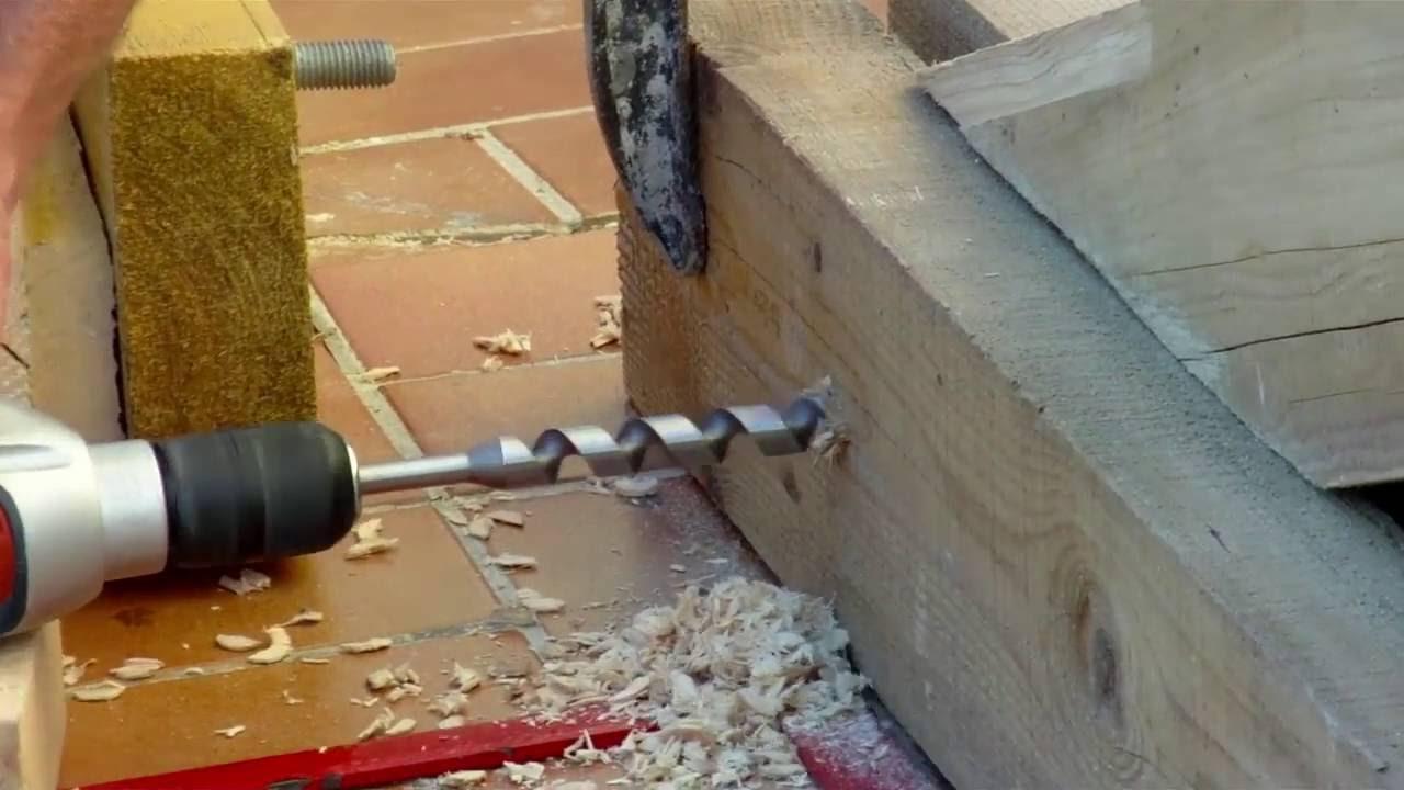 Comment assembler une ferme de charpente bois for Comment assembler deux planches de bois