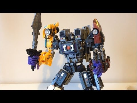 Fansproject M3 Combiner Review (Menasor)