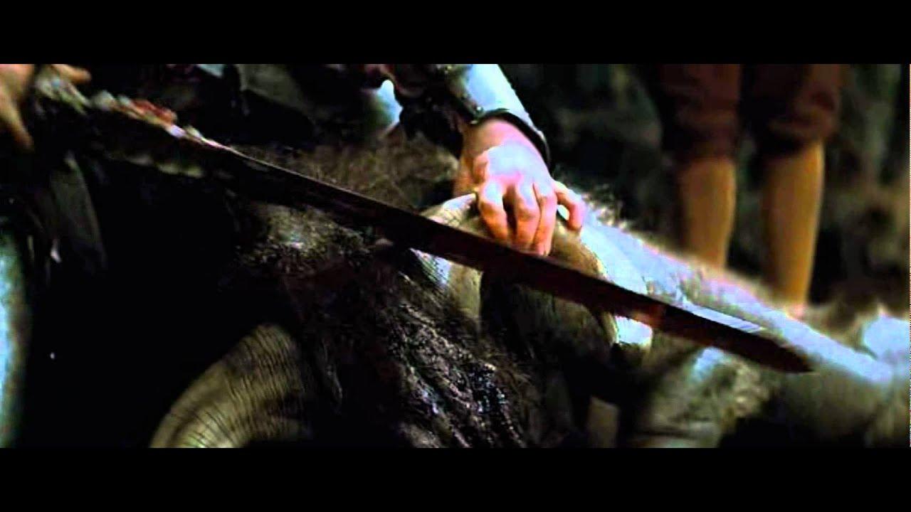 Your Highness Minotaur Scene - YouTube