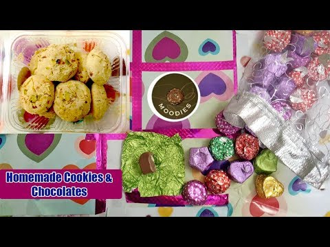 New Moodies Cookies & Snacks | Homemade | Unboxing & Review | SahiJeeth