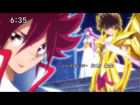 Saint Seiya Omega - Opening HD