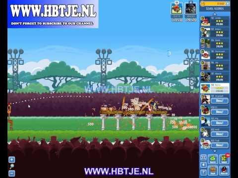 Angry Birds Friends Tournament Week 74 Level 5 high score 183k (tournament 5)