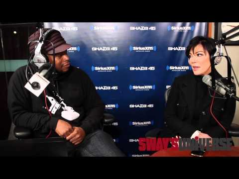 Kris Jenner on Sway in the Morning Talks Kardashians, KimYe, North West, Lamar, Bruce, & OJ Simpson