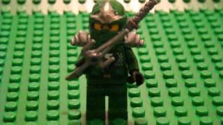 Watch Lloyd Garmadon Change Into Lloyd ZX ~ The Green