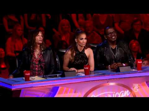 "[HD] Casey Abrams ""I Put A Spell On You"" American Idol Top 12 Guys Perform"