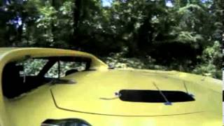 Lotus Europa Wind Test