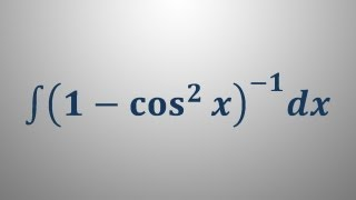 Nedoločeni integral 20