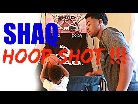 Mini Hoop Basketball - Shaq Cyber Hoop SHot Online