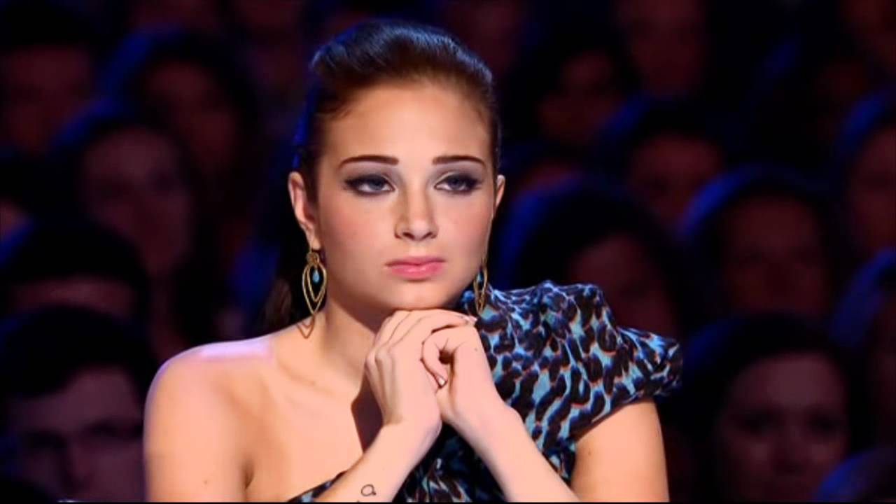 X Factor Judges 2012 Tulisa Tulisa || Highl...
