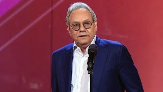 Lewis Black might quit comedy because of Donald Trump