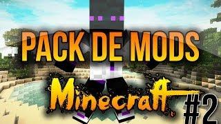 Mod Pack 1.7.10/1.7.9//1.7.2 Descargar El Mejor Pack De