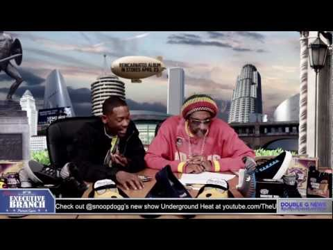 GGN: When Kurupt met Snoop Dogg