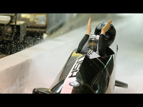 Women's and Men's Two-Man Bobsled North American Cup Race, Park City