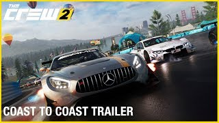 The Crew 2 - Coast to Coast Trailer