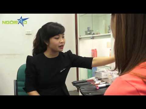 Hướng dẫn make-up cho làn da mụn