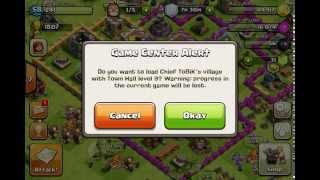 Clash Of Clans How To Switch Your Accounts