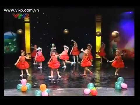 Cùng nhảy nào các bạn ơi !   Thiếu nhi Việt Nam   YouTube