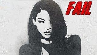 Aaliyah: The Princess Of R&B 2014 Lifetime Movie HOT MESS