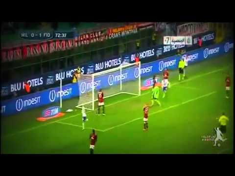 AC Milan Vs Fiorentina 0 2 All Highlights And Goals 2 11 2013