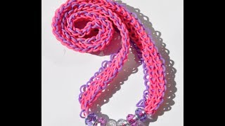 How To Make A Rubber Band Belt With Cra-Z-Loom! Cute