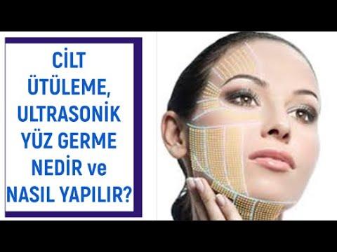 Cilt Ütüleme, Ultrasonik Yüz Germe, HİFU Nedir?