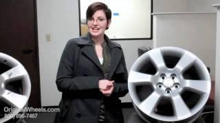 Rav 4 Rims & Rav 4 Wheels Video Of Toyota Factory