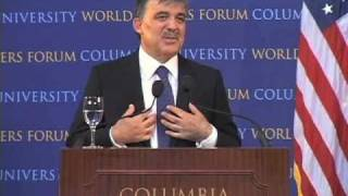 World Leaders Forum: His Excellency Abdullah Gul, President of Turkey