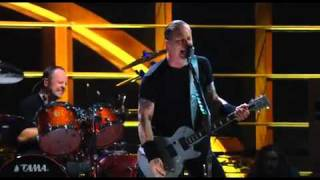 Metallica Turn The Page Live