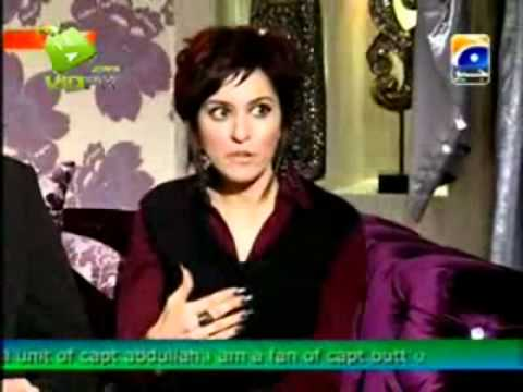 Cast of Alpha Bravo Charlie in Nadia Khan Show - Part No. 3(A)