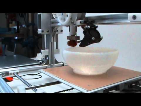 Internet Gadgets 3D Printer