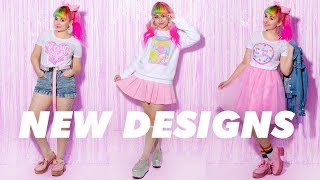 ♡ MY NEW DESIGNS ☆ SHOW AND TELL ♡