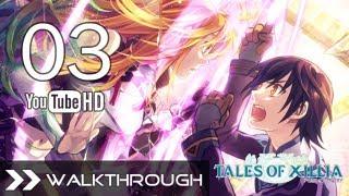 Tales Of Xillia Walkthrough Gameplay Part 3 Milla