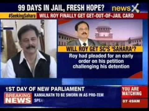 SC to pronounce order on Subrata Roy's bail plea