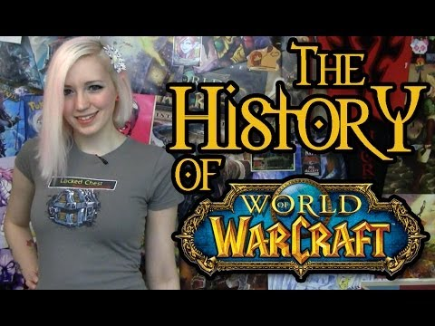 The History of World of Warcraft (2001 - Today)