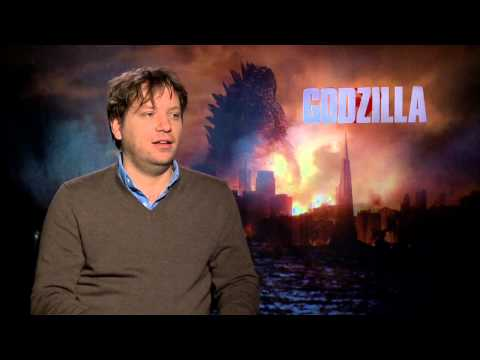 Godzilla: Gareth Edwards Exclusive Interview