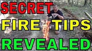 Better, Faster, Hotter: How To Build A Camp Fire -