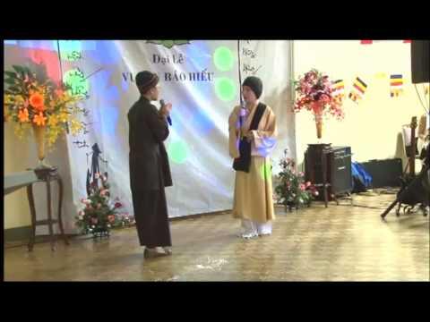 Kịch: Mục Kiền Liên Cứu Mẹ - Đại Lễ Vu Lan 2013 - Đạo Tràng Pháp Hoa