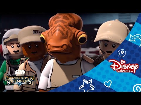 Star Wars - Dobrodružstvo Freemakerov